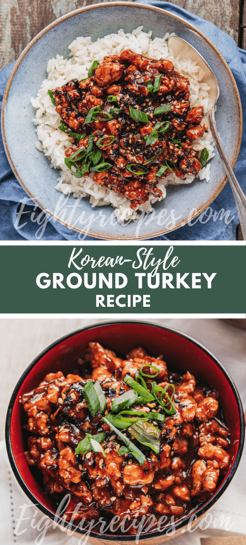 Ground Turkey Recipe